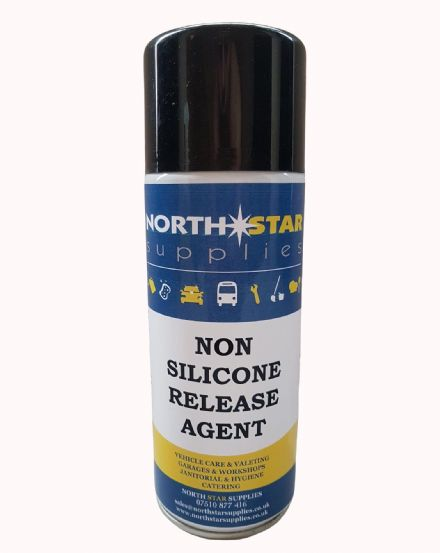 Silicone Free Release Agent 400ml - North Star Supplies